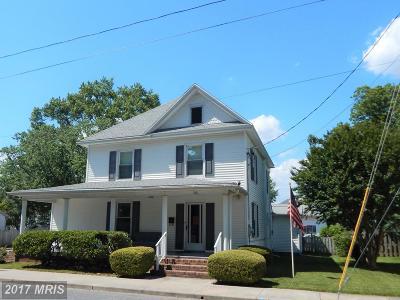 Kent, New Castle, Sussex, KENT (DE) COUNTY Single Family Home For Sale: 501 Grove Street