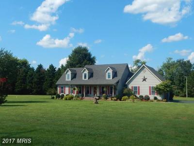 Delmar Single Family Home For Sale: 8371 Delmar Road