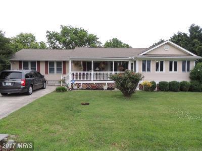 Selbyville Single Family Home For Sale: 38784 Yolanda Street