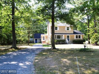 Saint Michaels Single Family Home For Sale: 7598 Blueberry Acres Road