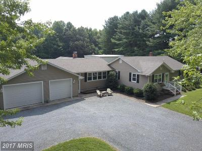 Talbot Single Family Home For Sale: 13893 Old Wye Mills Road