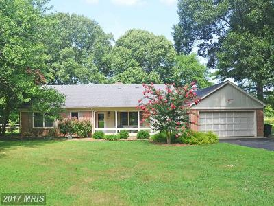 Easton Single Family Home For Sale: 28230 Oaklands Road