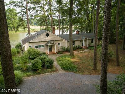 Talbot Single Family Home For Sale: 6877 Edge Creek Road
