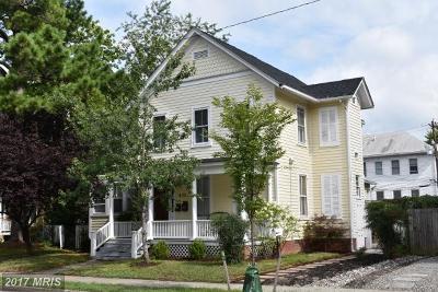 Talbot Single Family Home For Sale: 405 Goldsborough Street