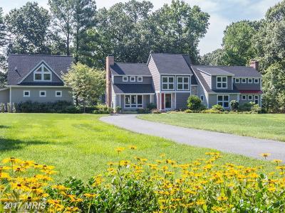 Saint Michaels, St Michaels, St. Michaels Single Family Home For Sale: 24019 Porters Creek Lane