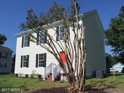 Saint Michaels, St Michaels, St. Michaels Single Family Home For Sale: 500 Talbot Street