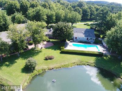 Oxford, Oxford Historic Distric Single Family Home For Sale: 26325 Chanticleer Road