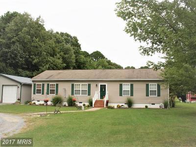 Talbot Single Family Home For Sale: 25812 Royal Oak Road