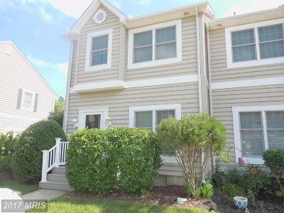 Talbot Townhouse For Sale: 7418 Tour Drive