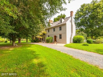 Easton Single Family Home For Sale: 9037 Rockcliff Drive