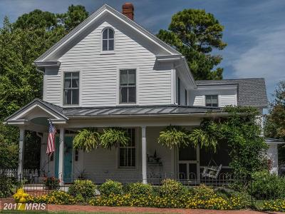 Oxford, Oxford Historic Distric Single Family Home For Sale: 219 Morris Street S
