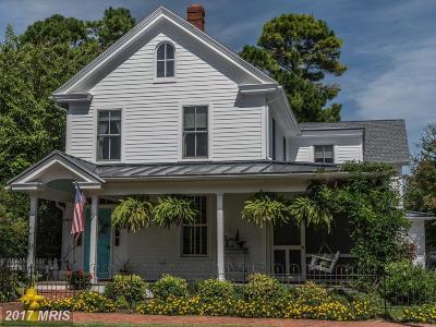 Talbot Single Family Home For Sale: 219 Morris Street S