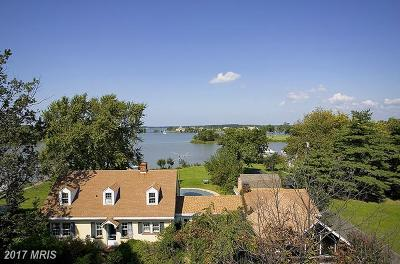 Oxford, Oxford Historic Distric Single Family Home For Sale: 5012 Hels Half Acre Road