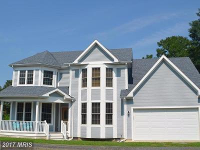 Talbot Single Family Home For Sale: 5696 Gates Street