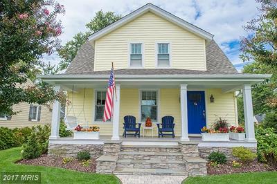 Saint Michaels Single Family Home For Sale: 109 Seymour Avenue