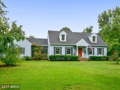 Oxford Single Family Home For Sale: 4798 Sailors Retreat Road