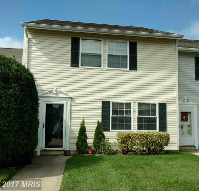 Easton MD Townhouse For Sale: $165,000
