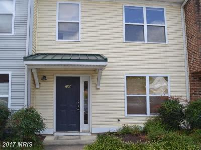 Easton Condo For Sale: 510 Brookletts Avenue #602