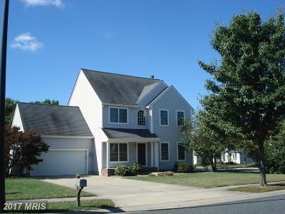 Easton Single Family Home For Sale: 8864 Roundhouse Circle