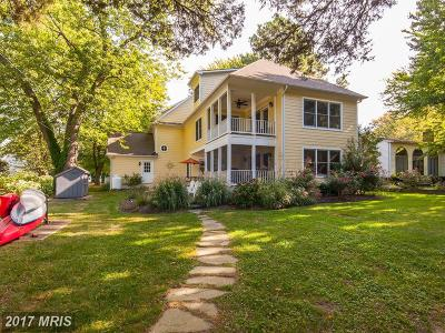 Saint Michaels, St Michaels, St. Michaels Single Family Home For Sale: 706 Riverview Terrace