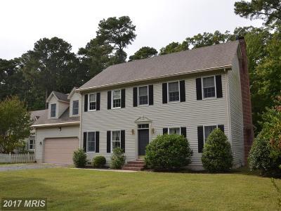 Talbot Single Family Home For Sale: 215 Tyler Avenue
