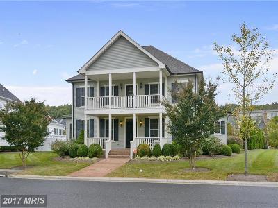 Easton Single Family Home For Sale: 7120 Wheeler Park Circle