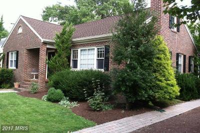 Easton Single Family Home For Sale: 504 Washington Street