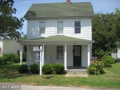 Oxford, Oxford Historic Distric Single Family Home For Sale: 101 Stewart Avenue