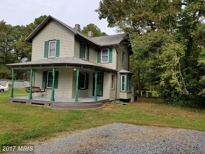 Bozman, Claiborne, Mcdaniel, Neavitt, Sherwood, Tilghman, Wittman Single Family Home For Sale: 9710 Tilghman Island Road