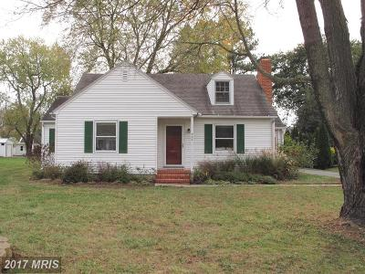 Easton Single Family Home For Sale: 306 Linden Avenue
