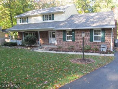 Easton Single Family Home For Sale: 29369 Woodridge Drive