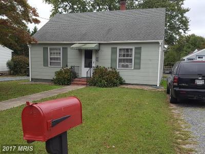 Talbot Single Family Home For Sale: 217 Tred Avon Avenue