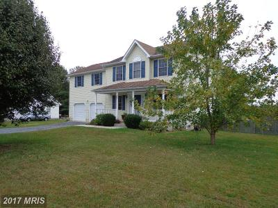 Trappe Single Family Home For Sale: 3849 Marvel Drive