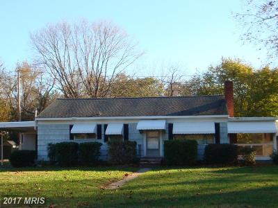 Talbot Single Family Home For Sale: 29425 Hawkes Hill Road