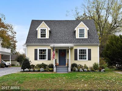 Easton MD Single Family Home For Sale: $329,000