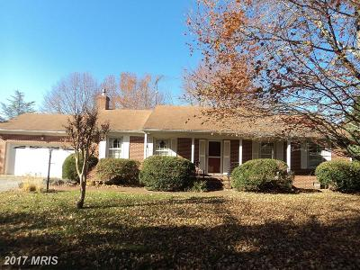 Easton Single Family Home For Sale: 27478 Rest Circle