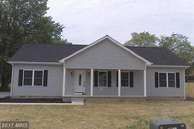 Trappe Single Family Home For Sale: 31515 Bruceville Road