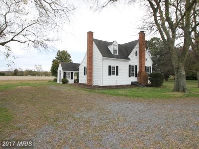 Trappe Farm For Sale: 27471 Island Creek Road