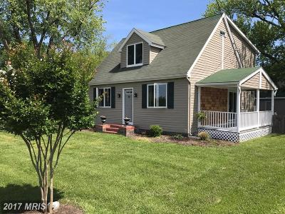 Saint Michaels, St Michaels, St. Michaels Single Family Home For Sale: 919 South Talbot Street