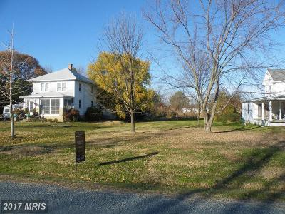 Tilghman Residential Lots & Land For Sale: 21416 Wharf Road