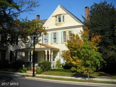 Easton Single Family Home For Sale: 109 Goldsborough Street