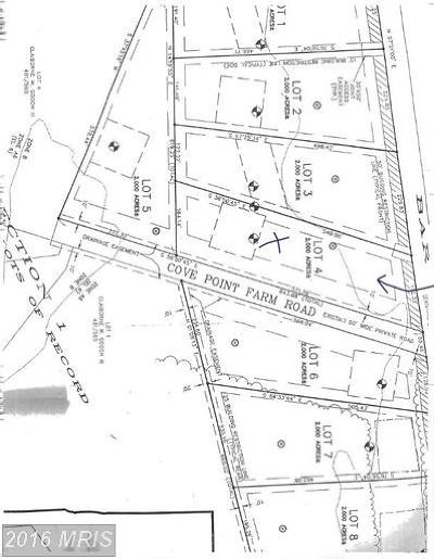 Residential Lots & Land For Sale: Bar Neck Road