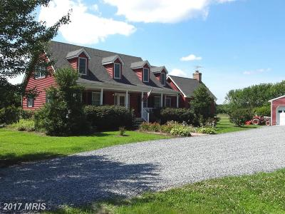 Talbot Farm For Sale: 27542 Chloras Point Road