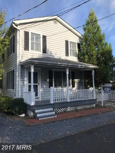 Oxford, Oxford Historic Distric Single Family Home For Sale: 108 Stewart Ave Avenue