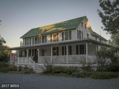 Bozman, Claiborne, Mcdaniel, Neavitt, Sherwood, Tilghman, Wittman Single Family Home For Sale: 5907 Tilghman Island Road