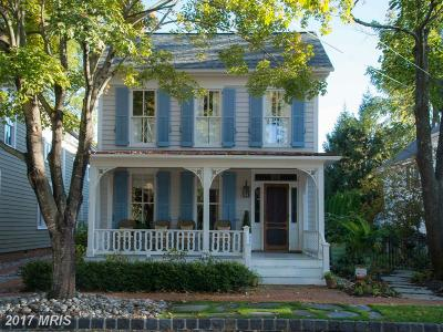 Oxford, Oxford Historic Distric Single Family Home For Sale: 105 Benoni Street