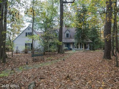Bozman, Claiborne, Mcdaniel, Neavitt, Sherwood, Tilghman, Wittman Single Family Home For Sale: 8619 Bozman Neavitt Road