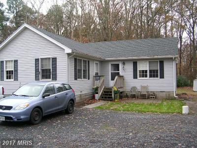 Easton Single Family Home For Sale: 9632 Tall Oaks Road