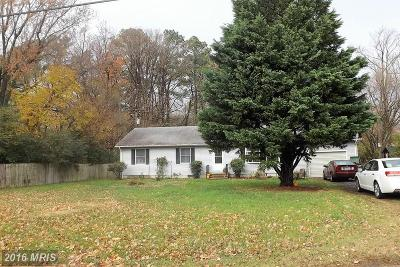 Single Family Home For Sale: 10482 Rich Neck Road