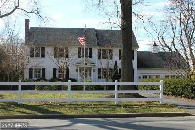 Easton Single Family Home For Sale: 521 Washington Street
